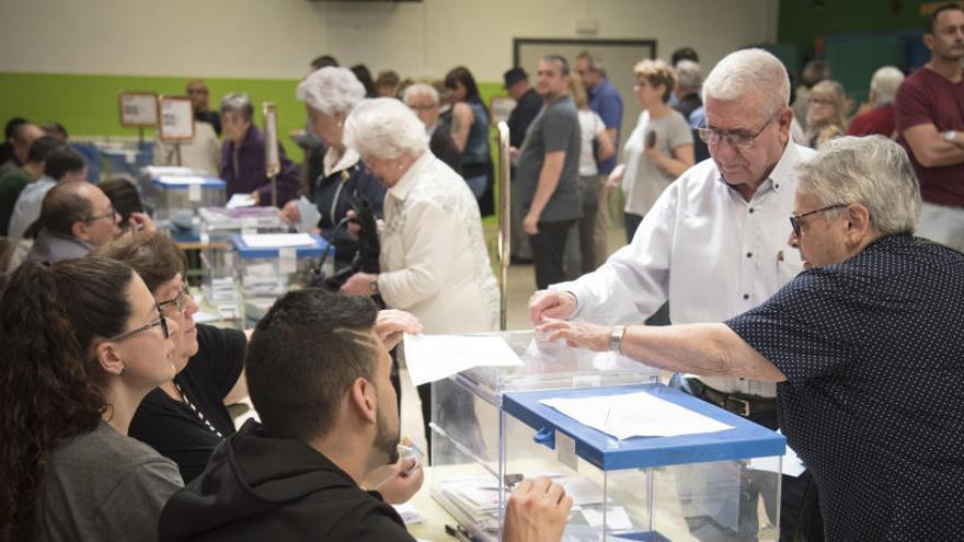 El resultat electoral a Manresa és el més ajustat des de la recuperació de la democràcia