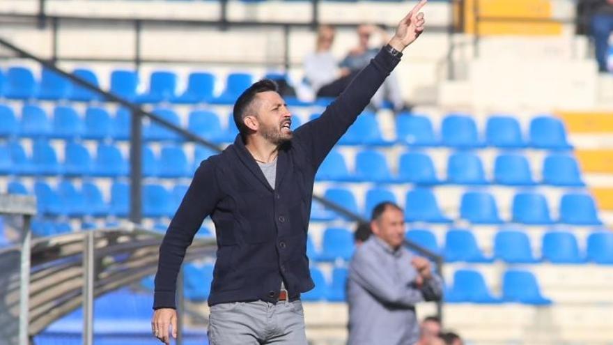 Manolo Herrero convence a Víctor Gálvez