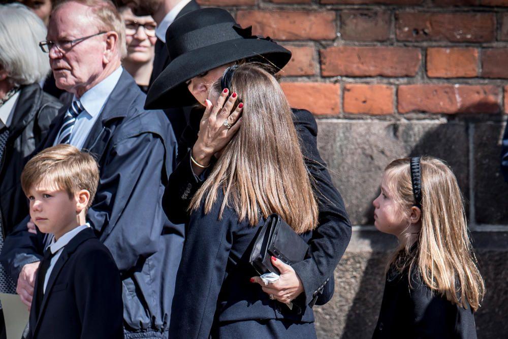 Funeral família d'Asos