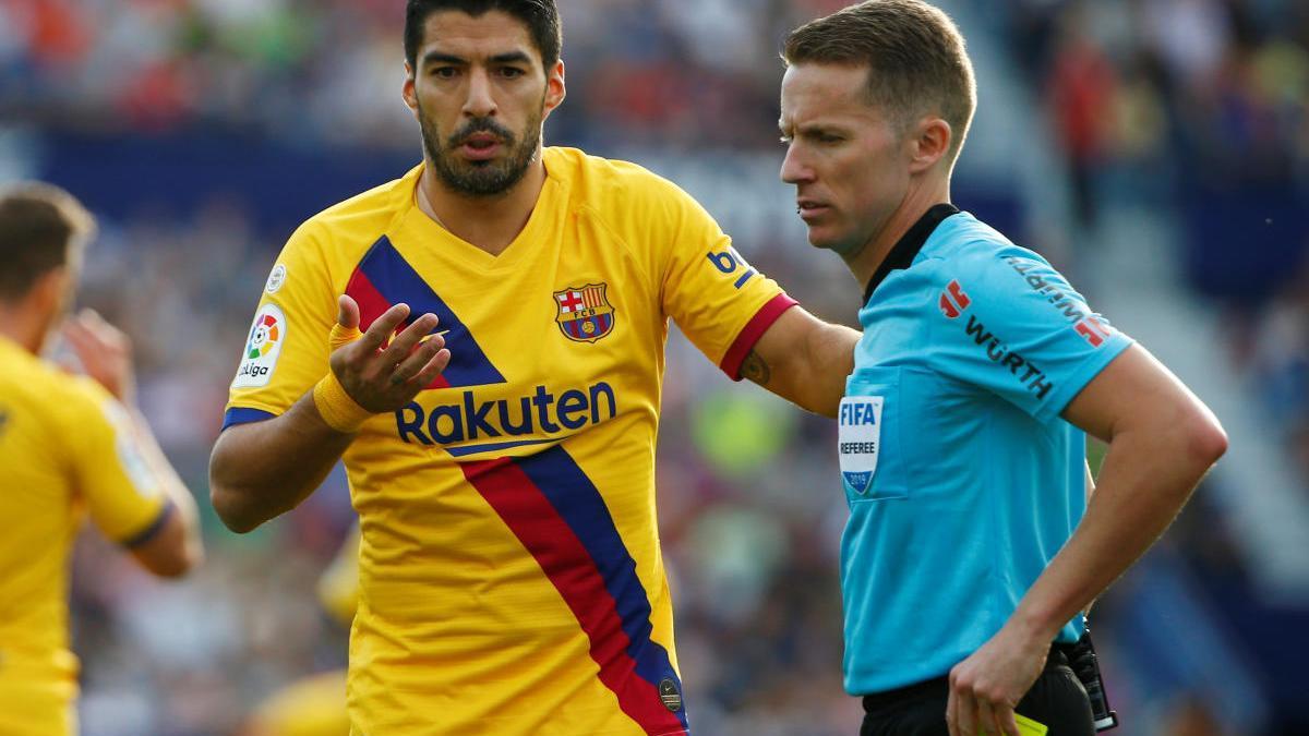 Suárez, en una imatge d'arxiu.