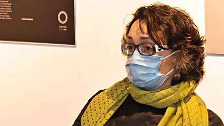 Celia Pereira Porto, nueva presidenta de la Fundación Vicente Risco
