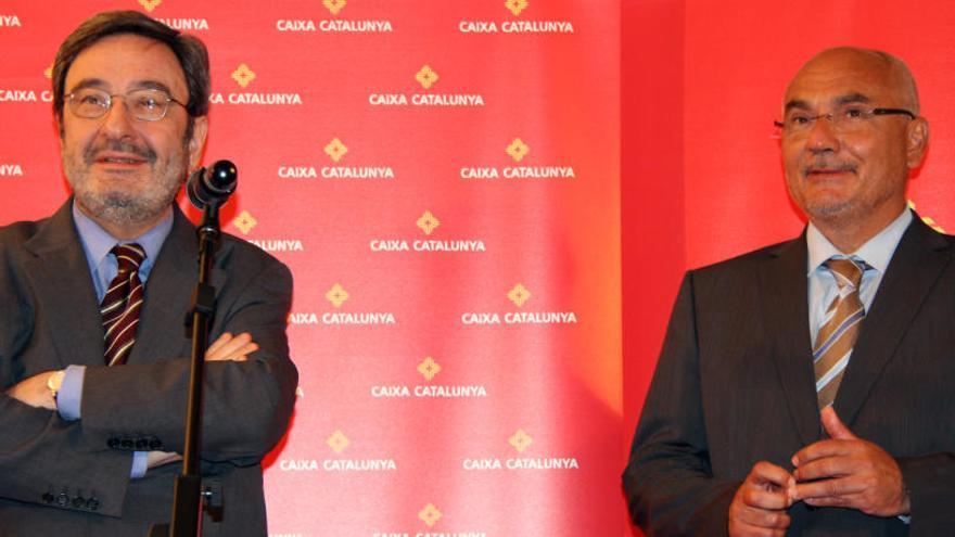 Adolf Todó, Narcís Serra i 13 exconsellers de Catalunya Caixa, citats a declarar