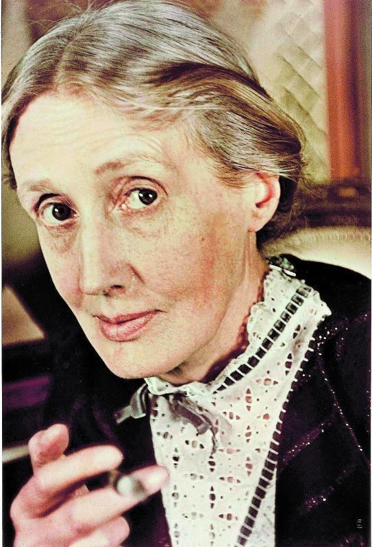 Virginia Woolf,en 1939.