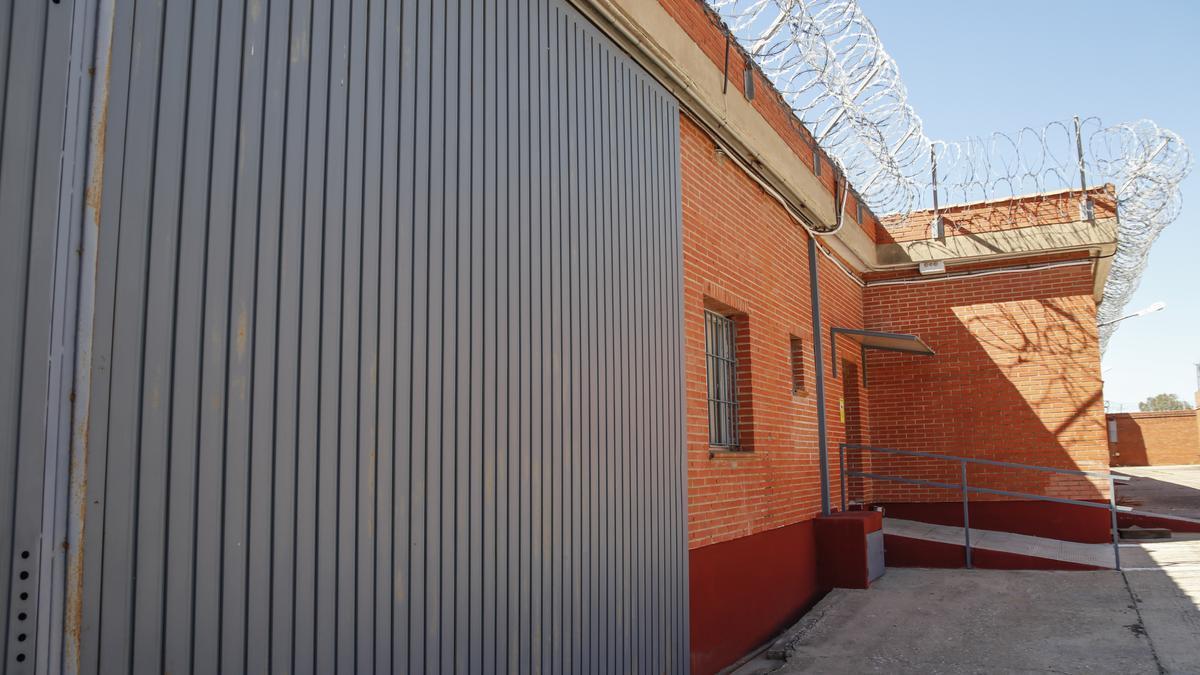 Imagen de la prisión cacereña.