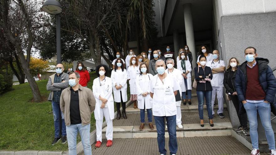 """""""La situación es crítica"""", clama la plantilla de Urgencias de Cabueñes"""