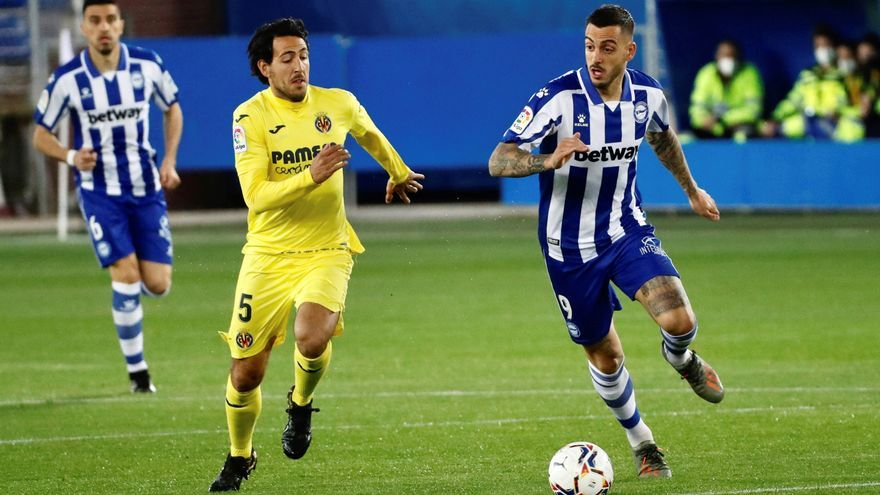 Así te hemos contado el Alavés-Villarreal