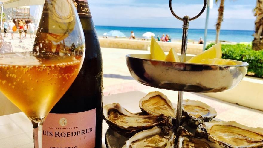 Restaurante Capri en Calpe, los pescados y mariscos más exclusivos
