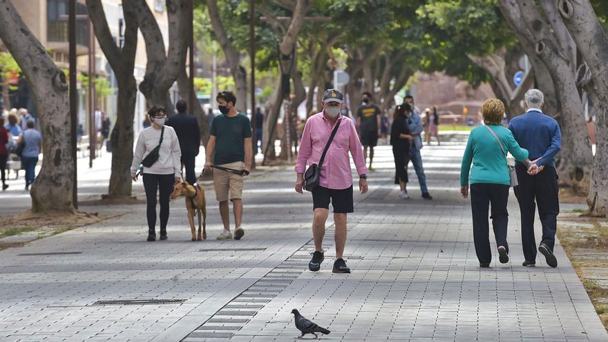 Canarias registra 168 nuevos casos, la cifra diaria más baja de los últimos 14 días