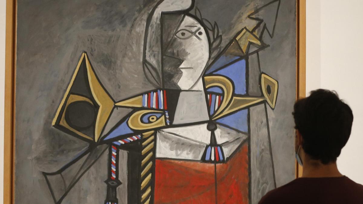 El Museo Reina Sofía salda su deuda con el arte del exilio y la autarquía.