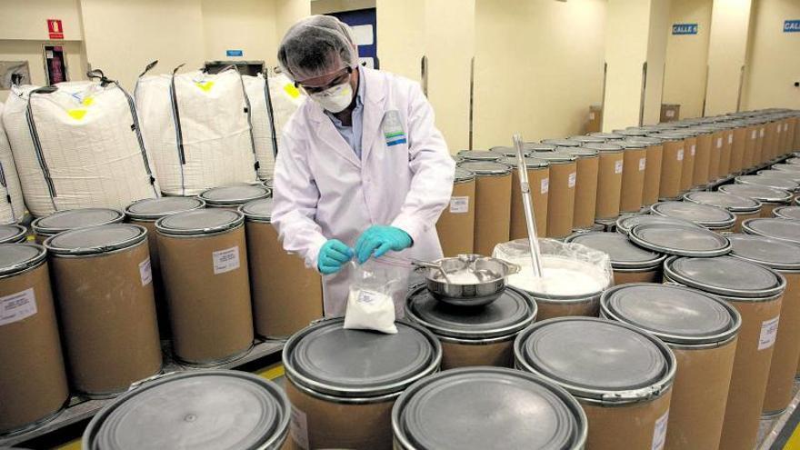 Bayer espera empezar a producir su nuevo fármaco en Langreo a finales de año
