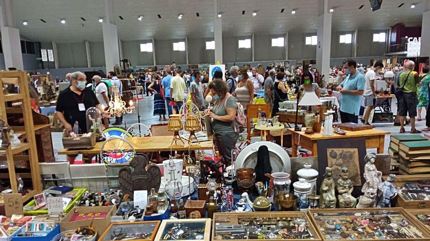 Unas 14.000 personas visitan la Feria de Desembalaje en Ifepa