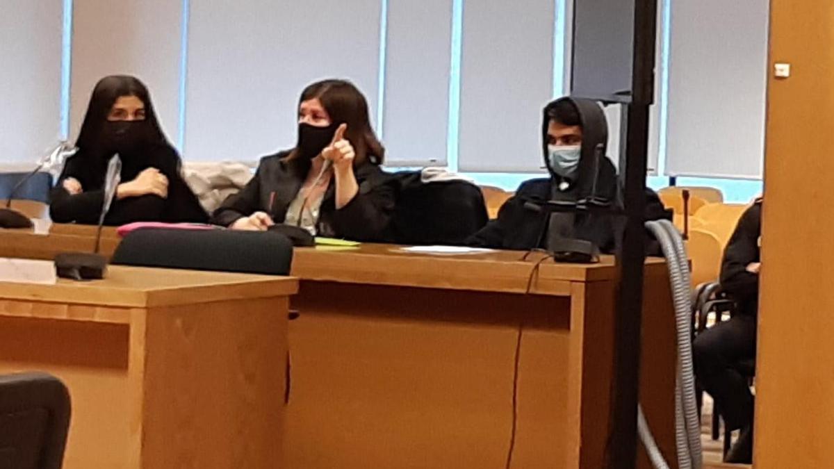 Un  momento del juicio al 'caníbal de Ventas'.