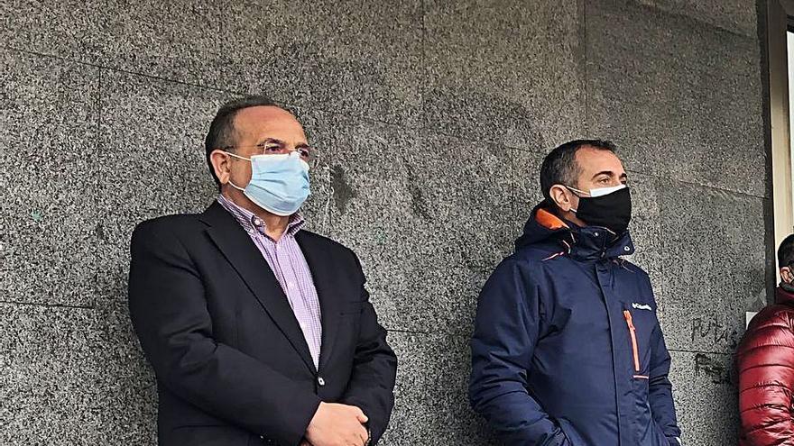 Sotelo critica a Carmela Silva por destinar el dinero de la Diputación a Vigo y Pontevedra