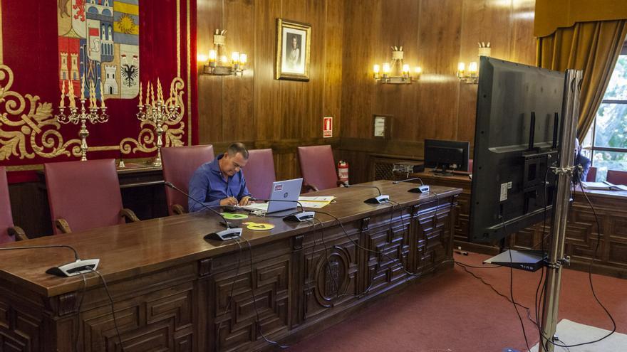 """El presupuesto de la Diputación de Zamora, cerrado ya """"al 90%"""""""