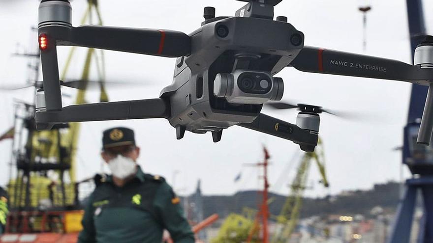 Delincuentes 2.0: del submarino al dron