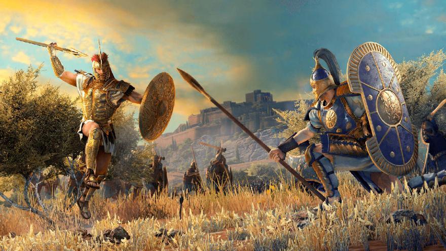 El nuevo 'A Total War Saga: TROY' llegará a PC en 2020