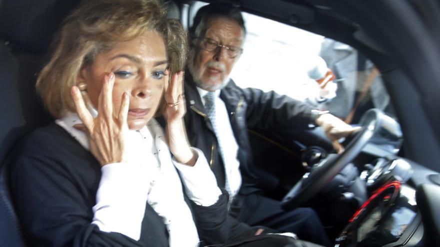 Muere la exconcejala María José Alcón al caer desde un balcón