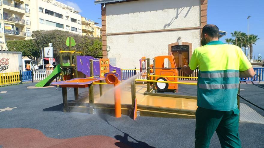 Rincón aprueba los pliegos para licitar la limpieza viaria para los próximos 10 años