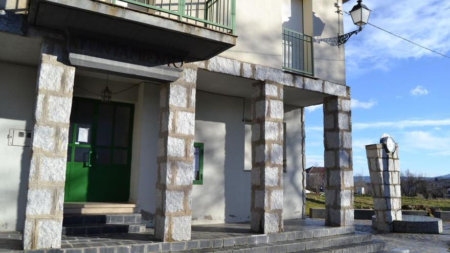 Ayuntamiento de Palacios de Sanabria.