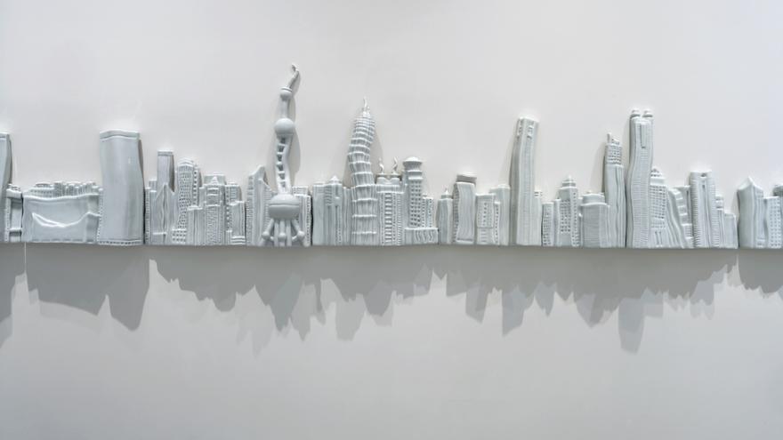 La Barrié expone a partir de octubre 13 obras de la colección 'La Caixa' de Arte Contemporáneo