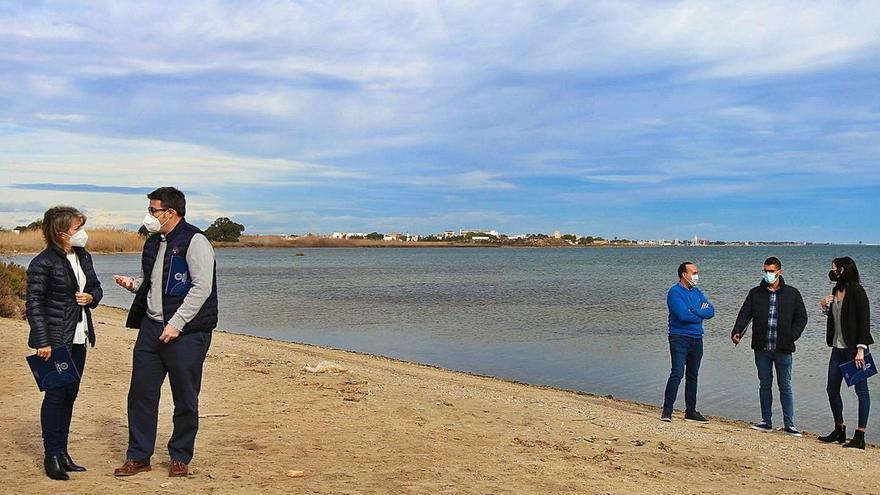 Investigación internacional para recuperar el Mar Menor