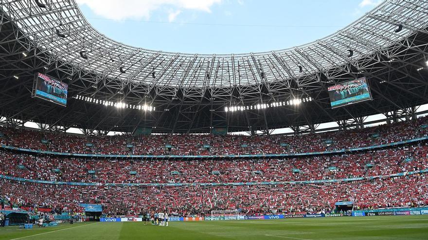 Aficionats francesos confonen Bucarest per Budapest i es perden el França-Hongria