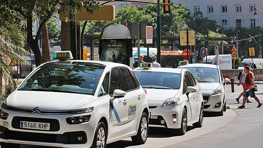 Los taxistas de Málaga se someterán a test rápidos