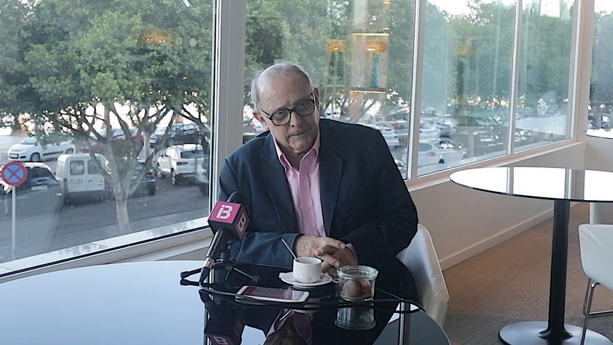 Emilio Gutiérrez Caba recitará textos de Miguel Delibes en el centenario de su nacimiento