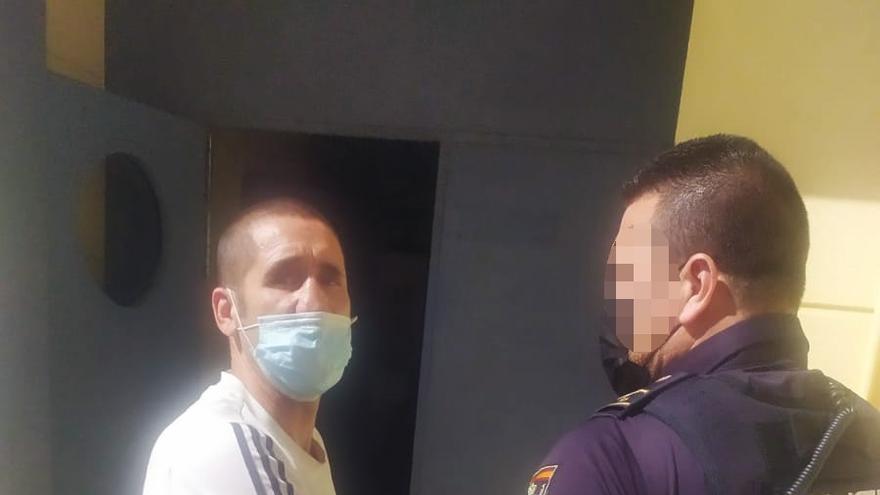 Prisión provisional para el exboxeador Poli Díaz por darle una paliza a su pareja
