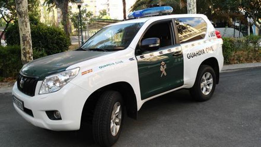La Guardia Civil detiene a una persona e investiga a otra por varios robos en el Baix Maestrat