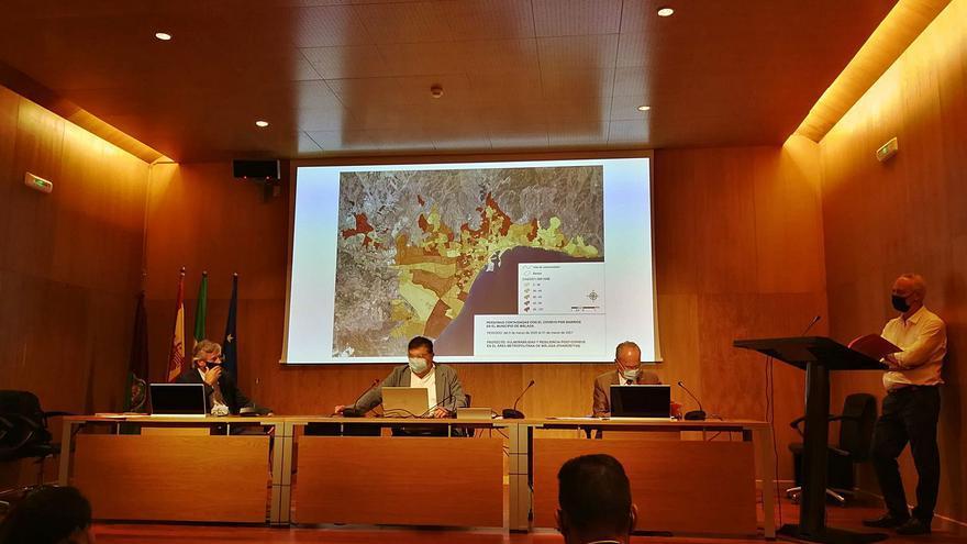 Los barrios más vulnerables de Málaga son las zonas con mayor impacto de la Covid-19