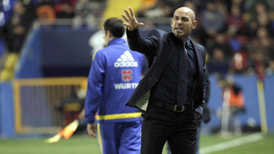 Paco Jémez, nuevo entrenador del la UD Las Palmas