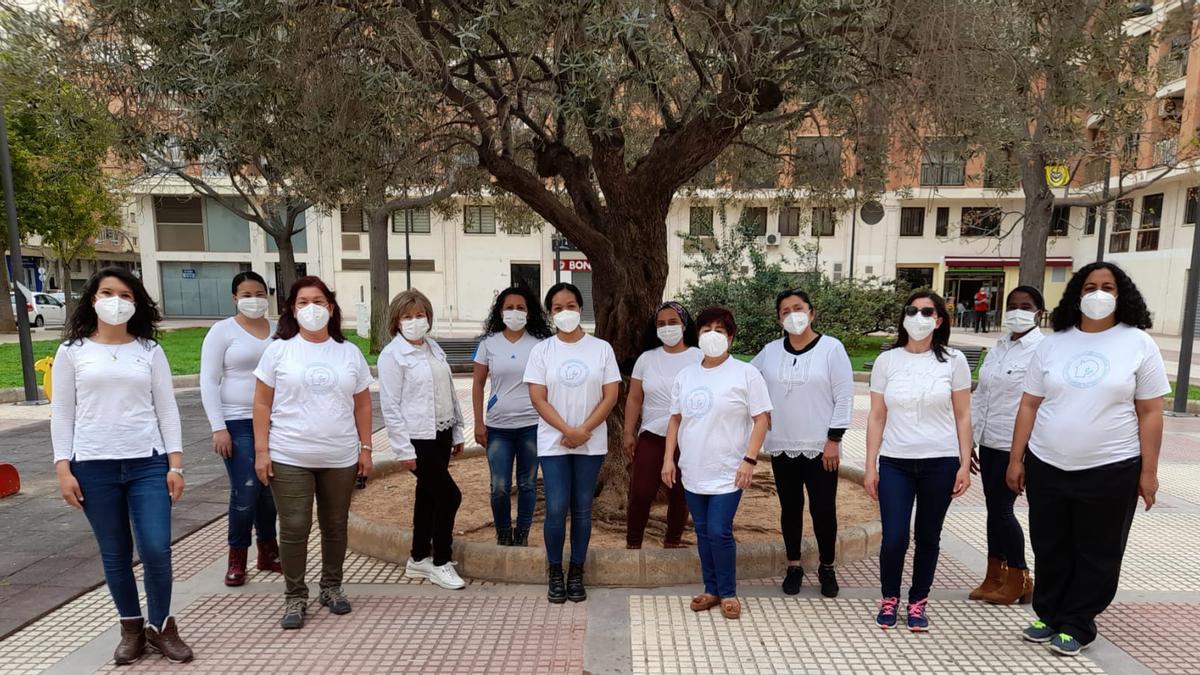 La Plataforma por la igualdad de las trabajadora de hogar reivindica los derechos del colectivo