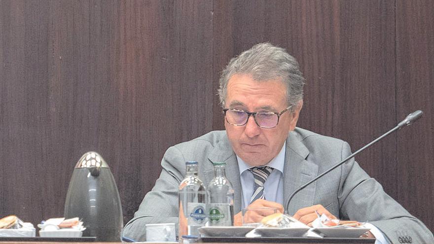 Asesoría Jurídica ve indicios penales en la trama que vincula al interventor