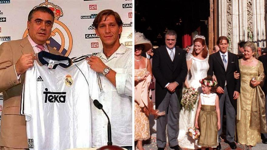 El Real Madrid - Celta más especial para Míchel Salgado