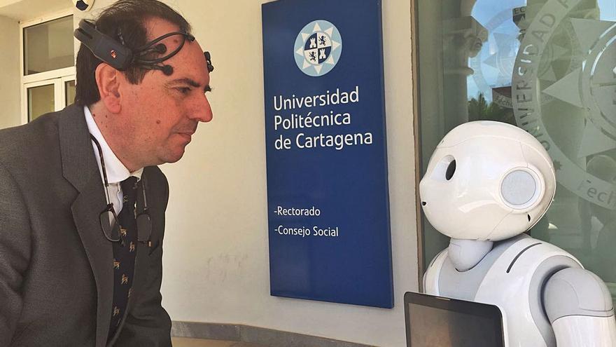 Robots que conectan con niños autistas