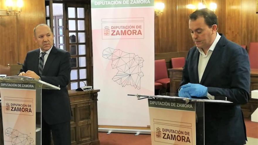 La Diputación de Zamora confirma una inversión de 2,3 millones en carreteras