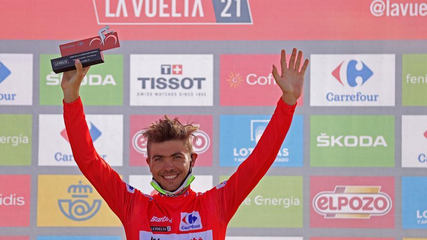 Etapa 15 de la Vuelta a España 2021: recorrido, perfil y horario de hoy