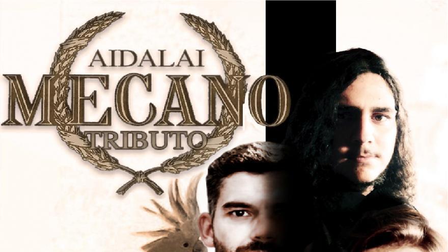 Aidalai, tributo a Mecano