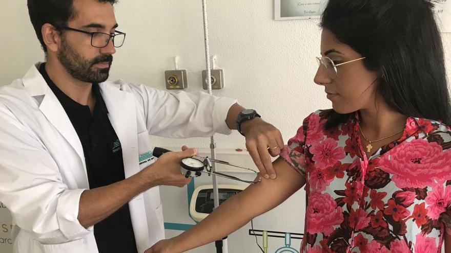 El Hospital de Molina pone en marcha su Unidad de Nutrición Deportiva