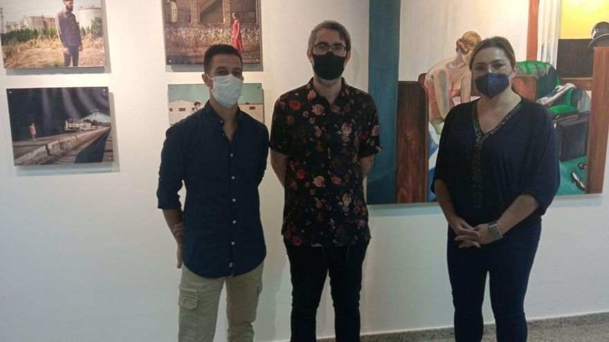 Puente Genil acoge la exposición 'Hopper y el cine'