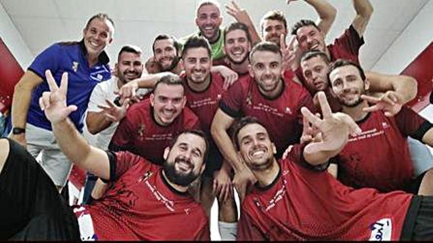 La UE Llocnou recibe al Futsacar Carcaixent en la 2ª jornada de liga de fútbol sala