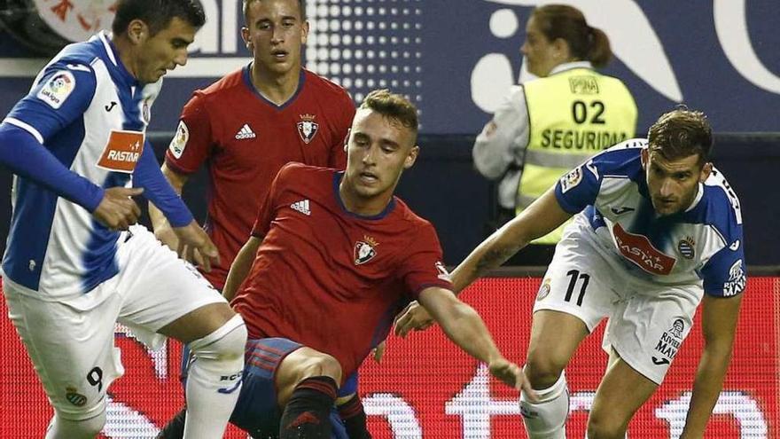 El Espanyol se estrena