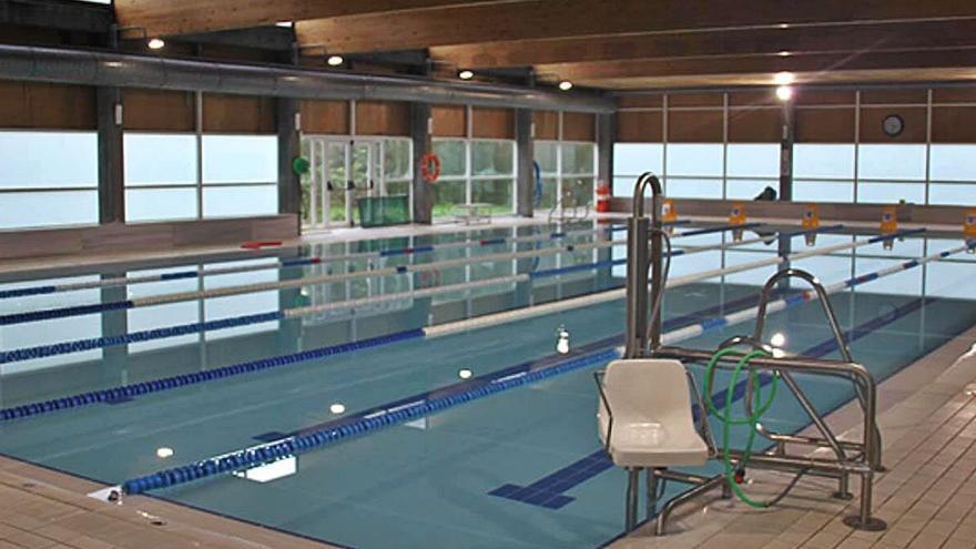 Sada logra financiación para reformar la piscina municipal, cerrada hace diez meses