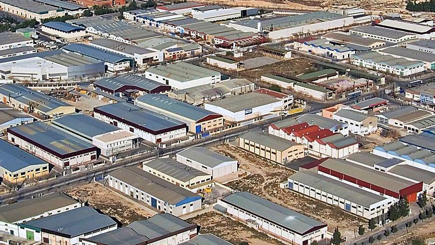 Elda pedirá 400.000 euros al IVACE para  la mejora de sus tres polígonos industriales