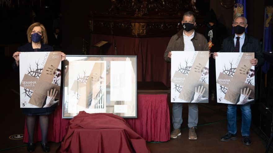 Editados cuatro mil ejemplares del cartel de la Semana Santa de Zamora