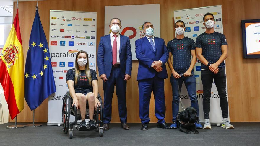 14 valencianos en la delegación paralímpica hacia Tokio