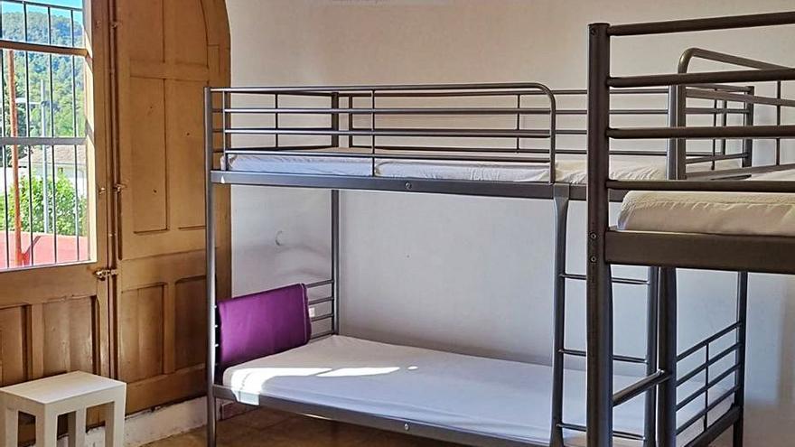 Castellolí posa en servei un alberg per a pelegrins que s'ha habilitat a la rectoria