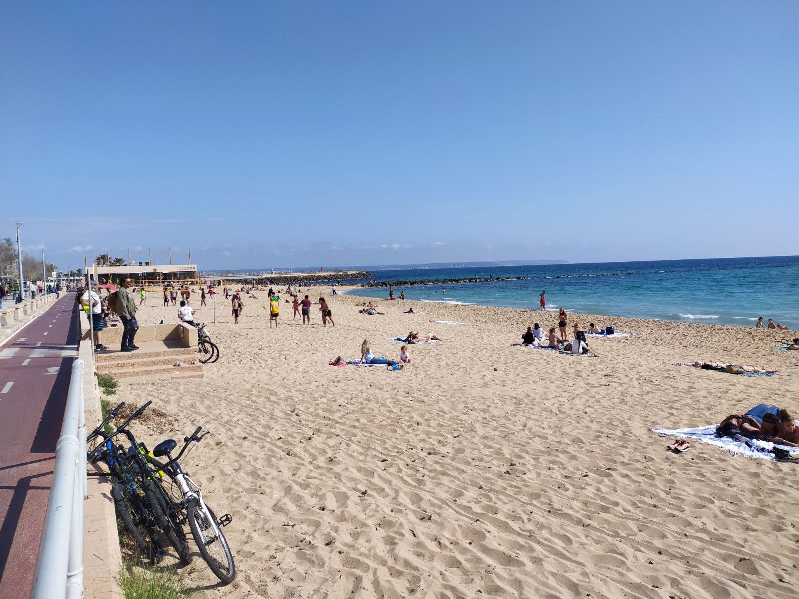 Playa de Can Pere Antoni (Palma)