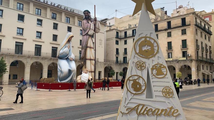 Turismo dinamiza Alicante como destino seguro esta Navidad